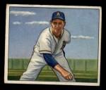 1950 Bowman #141   Joe Coleman Front Thumbnail