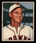 1950 Bowman #190   Ken Wood Front Thumbnail