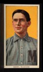 1909 T206 #21  Shad Barry  Front Thumbnail