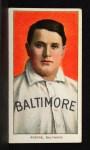 1909 T206 #5  Doc Adkins  Front Thumbnail