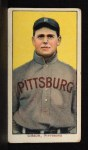 1909 T206 #188  George Gibson  Front Thumbnail
