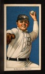 1909 T206 #62   Fred Burchell Front Thumbnail