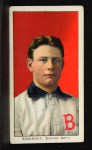 1909 T206 #26  Ginger Beaumont  Front Thumbnail