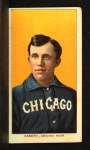 1909 T206 #378  Fred Parent  Front Thumbnail