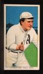 1909 T206 #288  Paddy Livingstone / Misspelled as Livingston  Front Thumbnail