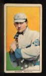 1909 T206 #35 BAT Bill Bergen  Front Thumbnail