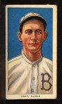 1909 T206 #47  Dave Brain  Front Thumbnail
