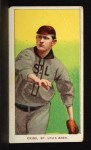 1909 T206 #115  Dode Criss  Front Thumbnail