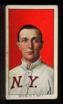 1909 T206 #128  Art Devlin  Front Thumbnail