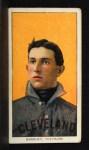 1909 T206 #45 POR Bill Bradley  Front Thumbnail