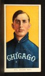 1909 T206 #14  Jake Atz  Front Thumbnail