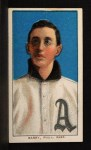 1909 T206 #20  Jack Barry  Front Thumbnail
