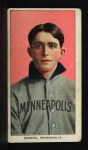 1909 T206 #146  Jerry Downs  Front Thumbnail