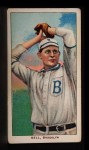 1909 T206 #30   George Bell Front Thumbnail