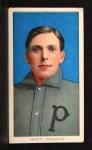 1909 T206 #13  Harry Arndt  Front Thumbnail