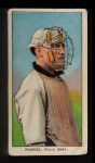 1909 T206 #398  Mike Powers  Front Thumbnail