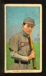 1909 T206 #168 CUB Johnny Evers  Front Thumbnail