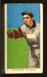1909 T206 #42  Lena Blackburne  Front Thumbnail