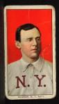 1909 T206 #322 xCAP John McGraw  Front Thumbnail
