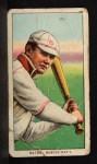 1909 T206 #24   Johnny Bates Front Thumbnail