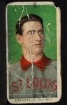 1909 T206 #51 POR  Roger Bresnahan Front Thumbnail