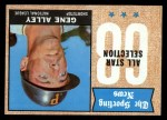 1968 Topps #368  All-Star  -  Gene Alley Front Thumbnail