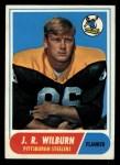 1968 Topps #59  J.R. Wilburn  Front Thumbnail