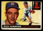 1955 Topps #18  Russ Kemmerer  Front Thumbnail