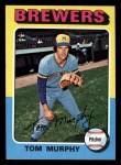 1975 Topps Mini #28   Tom Murphy Front Thumbnail
