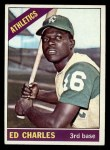 1966 Topps #422  Ed Charles  Front Thumbnail