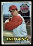1969 Topps #176   Joe Azcue Front Thumbnail