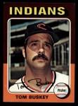 1975 Topps Mini #403   Tom Buskey Front Thumbnail