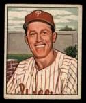1950 Bowman #205  Mike Goliat  Front Thumbnail