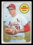 1969 Topps #39  Dick Hughes  Front Thumbnail