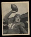 1948 Bowman #28   Paul Governali Front Thumbnail