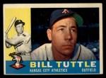 1960 Topps #367   Bill Tuttle Front Thumbnail
