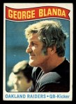 1975 Topps #7   Highlights  -  George Blanda Front Thumbnail