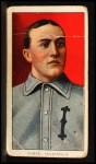 1909 T206 #63   Jimmy Burke Front Thumbnail