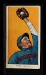 1909 T206 #361  Rebel Oakes  Front Thumbnail