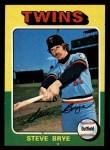 1975 Topps Mini #151   Steve Brye Front Thumbnail