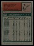 1975 Topps #270   Ron Fairly Back Thumbnail