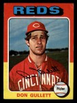 1975 Topps Mini #65  Don Gullett  Front Thumbnail