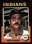 1975 Topps Mini #403  Tom Buskey  Front Thumbnail