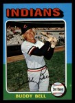 1975 Topps Mini #38  Buddy Bell  Front Thumbnail