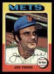1975 Topps Mini #565   Joe Torre Front Thumbnail