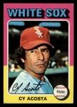 1975 Topps Mini #634  Cy Acosta  Front Thumbnail