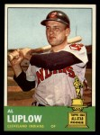 1963 Topps #351   Al Luplow Front Thumbnail