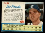 1962 Post Cereal #96  Leo Posada   Front Thumbnail