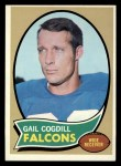 1970 Topps #183  Gail Cogdill  Front Thumbnail