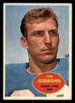 1960 Topps #44   Jim Gibbons Front Thumbnail